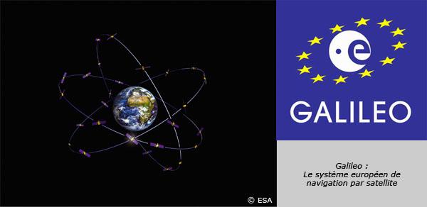 Galileo, un «GPS» européen